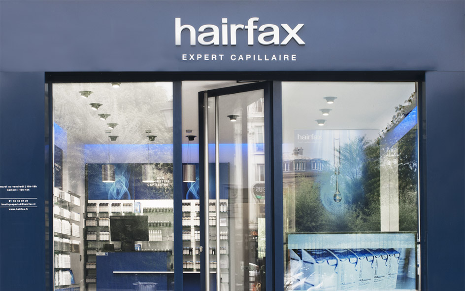 Photo Institut Hairfax Paris Châtelet